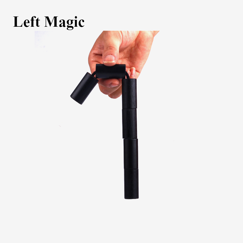 Broken Restored Wand Wood Magic Tricks Illusions Street Stage Silk And Cane Magic Close Up Magic Props Accessories Party