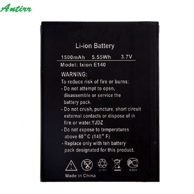 BL-252 BL 252 3.7V 1500mAh Replacement Lithium Battery for Tele2 Tele 2 Mini Smart Start2 MTC Phone BL-252 Phone Battery