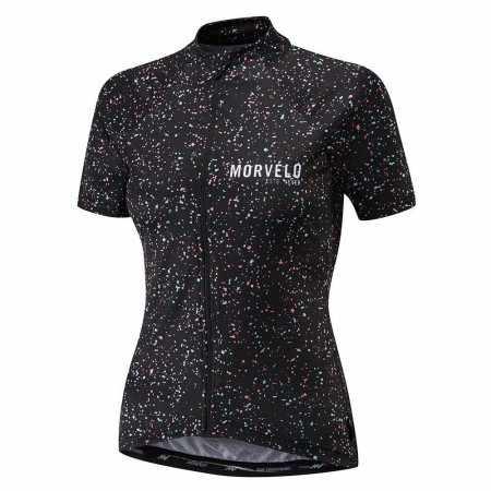 2018 נשים בנות הקיץ Morvelo כביש MTB אופני אופניים רכיבה על אופניים ג 'רזי שרוול קצר ספורט רחוב חולצת בגדי ciclismo Ropa