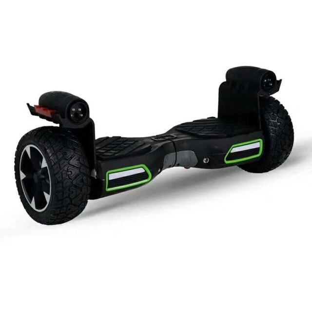 2018 новейший электрический скутер 8,5 дюймов Ховерборда 2 колеса, мотор балансируя Электрический скутер трамвай adulto hover доска