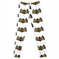 Venda Hot Digital Batman BAT GIRL prints Leggings Para As Mulheres Novas 2016 Moda Slim Impresso Calças Elásticas Calças