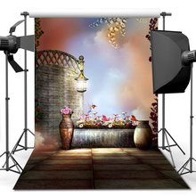 150X210CM Photography studio Green Screen Chroma key Background Polyester Backdrop for Photo Studio Dark Brick YU013