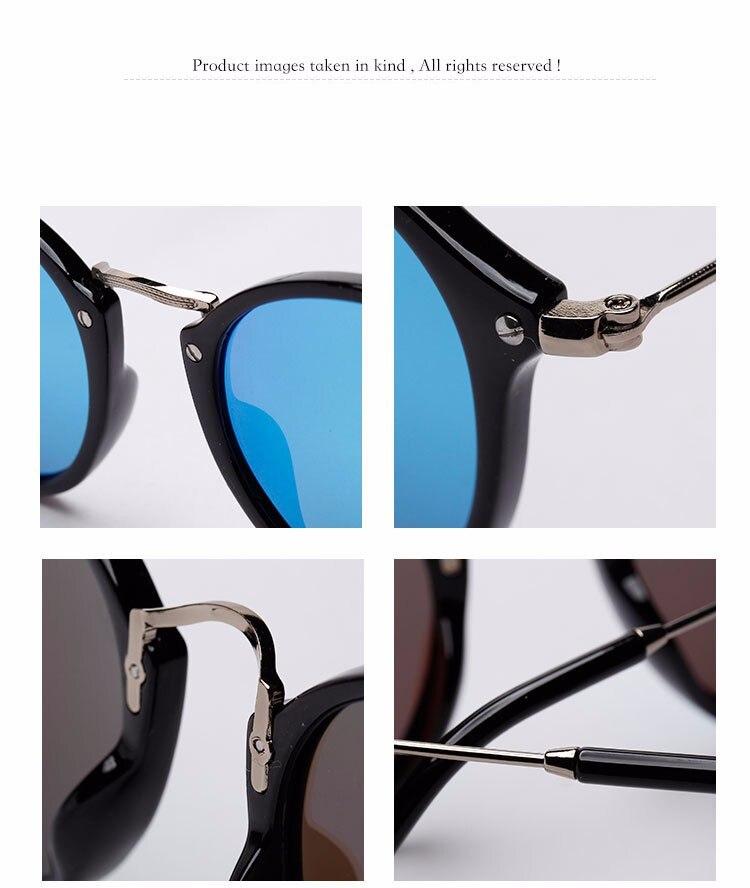 93fe713d37d41 ⑤DOIS Oclock Espelhado Polarizada Óculos De Sol Das Mulheres Do ...
