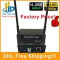 H.265 HEVC 3G HD/SD SDI PARA Vídeo IP Codificador de Streaming wowza, códigos xtream IPTV Servidor de Mídia, Live Stream de Transmissão, etc.