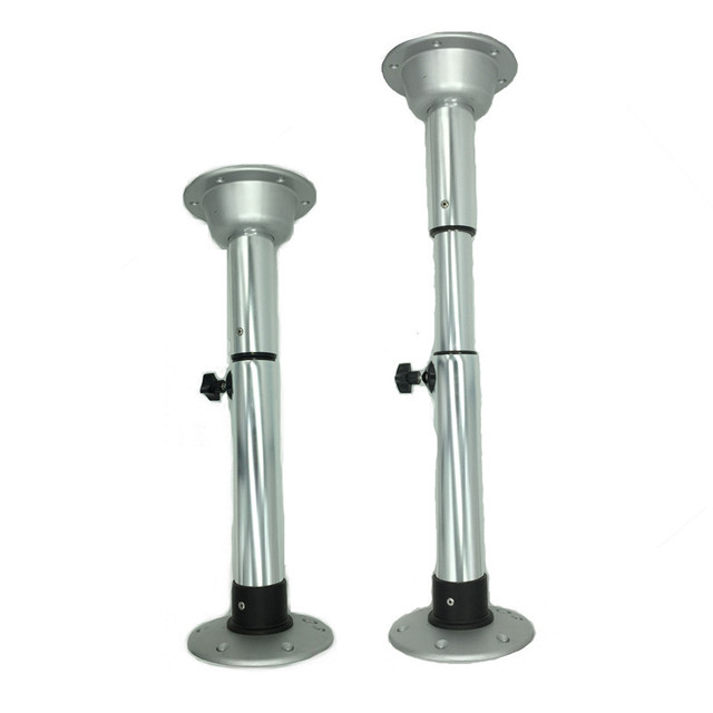 Metal Caravan Telescopic Table Leg Mpv Removable Table