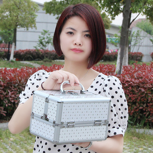 Image 5 - New Make Up Storage Box Cute Cosmetic Makeup Organizer Jewelry Box Women Organizer for Travel Storage Boxes Bag Suitcase