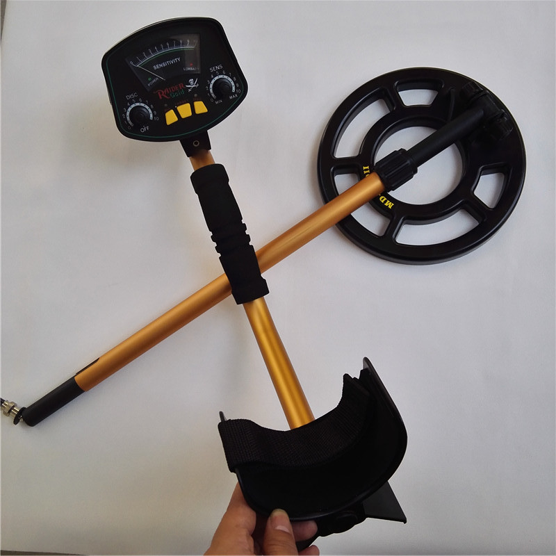 MD-3010II 3009 Ground Search Metal Detector Gold Metal Detector Free Shipping кувалда truper md 6f 19884