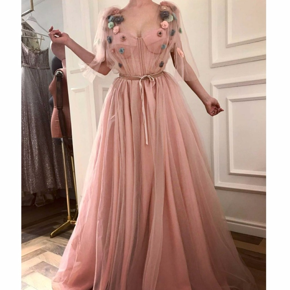 Detail Feedback Questions About Prairie Chic 2018 Blush Pink Evening