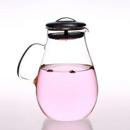 Специальные большой емкости прохладной водой бутылки взрывозащищенные стакан сока холодной чайник фильтр чайник может быть Лидер продаж