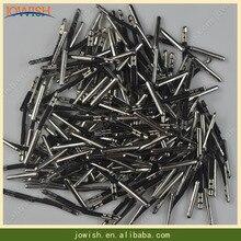 Черный/белый короткий эластичный шнур с двойными концами, растягивающаяся петля, двойная колючая Подарочная застежка для украшений, ремешок для ручки