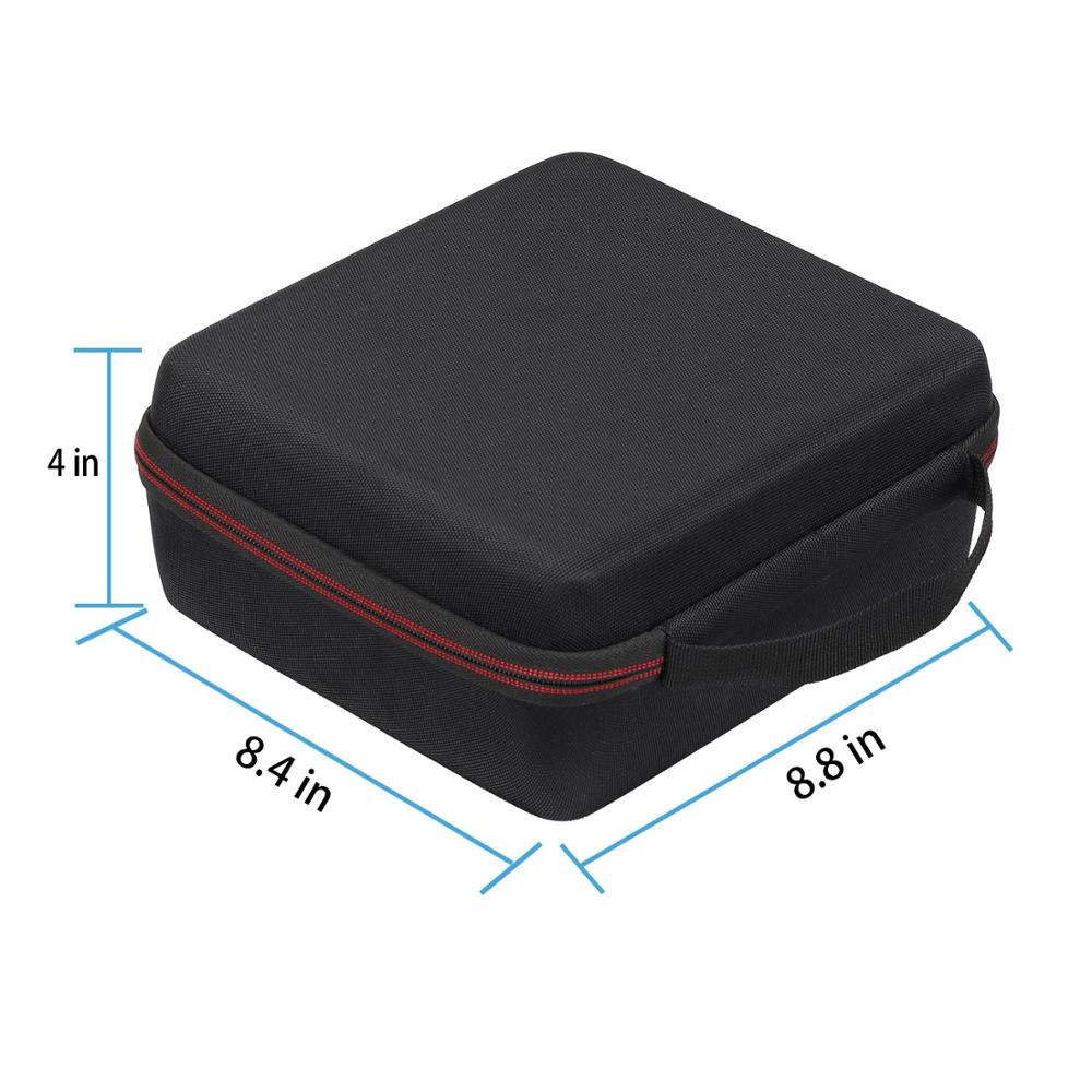 LTGEM EVA Hard Case for WD My Cloud Home Personal Cloud Storage Single Drive NEW