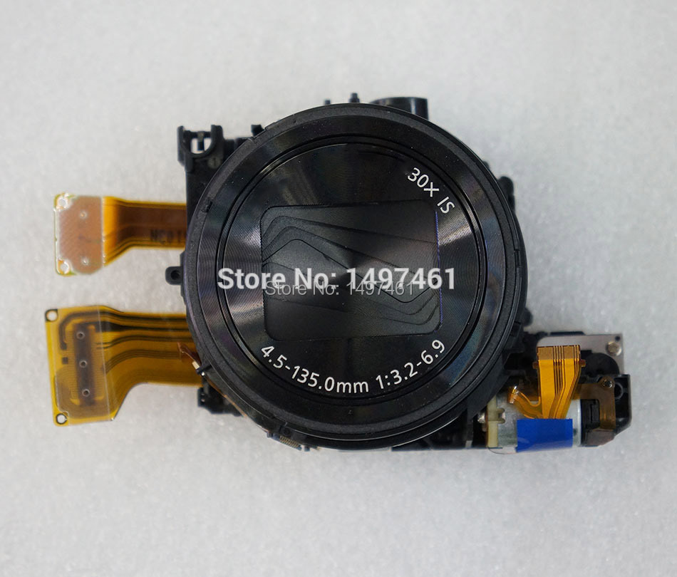 95 New Optical zoom lens +CCD Repair Part For Canon Powershot SX700 HS  PC2047  Digital camera original digital camera zoom lens accessories for canon ixus130 sd1400 ixy400 is pc1472 ixus 130 with ccd black