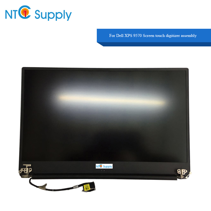 MEIHOU For Dell XPS <font><b>9570</b></font> 1920x1080 FHD IPS Laptop Screen touch digitizer assembly Original and 100% Tested Good Function image