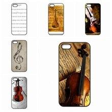 Für Xiaomi Mi2 Mi3 Mi4 Mi4i Mi4C Mi5 Redmi 1 S 2 2 S 2A 3 Hinweis 2 3 Pro Violine und Musical Hinweis Abdeckung