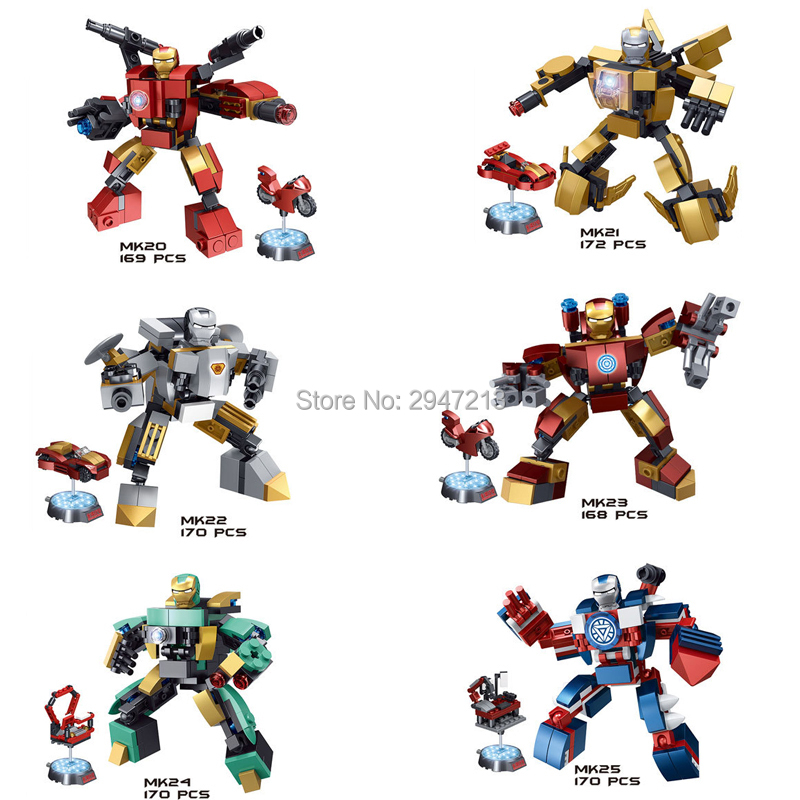 2017 hot compatible legoinglys marvel super hero avengers for Cost of building blocks in jamaica 2017