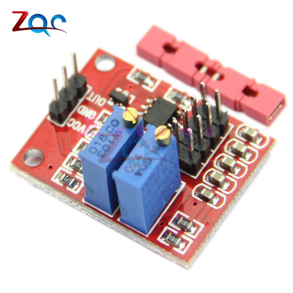 NE555 Pulse Frequency Duty Cycle LM358 Adjustable Module Square Wave Signal Generator Upgrade Version ne555 drive board after the pole inverter mixer mixing board adjustable duty ratio and frequency of stroboscope page 10