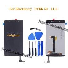 5.2 original display For BLACKBERRY DTEK50 DTEK 50 STH100-1 -2 LCD + touch screen glass digitizer mobile phone repair parts