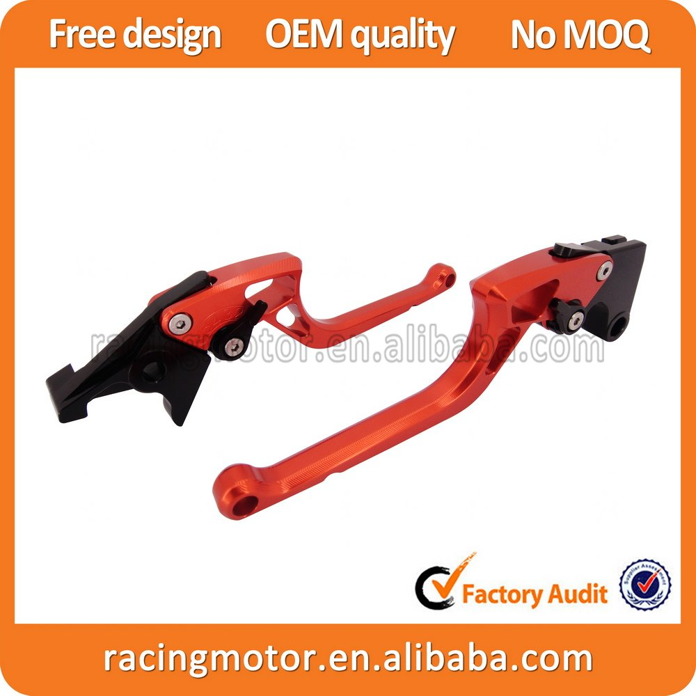 ФОТО New CNC Labor-Saving Adjustable Right-angled 170mm Brake Clutch Levers For Suzuki GSF650 BANDIT 2007