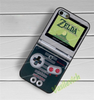 Gameboy Advance Zelda Fashion Phone Case Cover For Iphone 4 4S 5 5S 5C SE 6