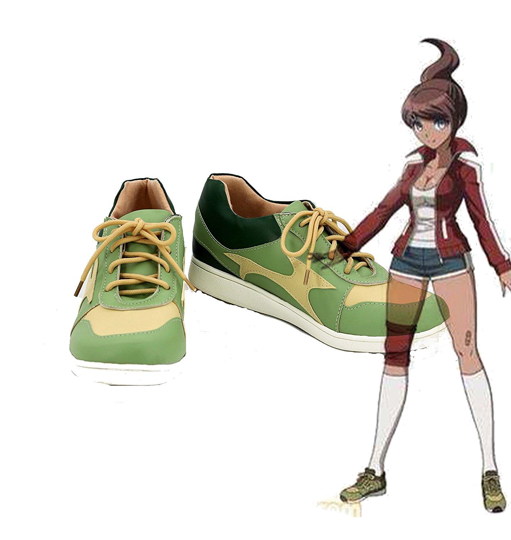 Game Danganronpa Aoi Asahina Cosplay Shoes Boots Custom Made Any Size