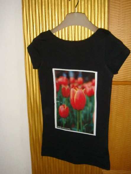 Use Iron To Tranfer Image On T-shirt A3 Size (40 Pieces/lot) Inkjet Dark Fabric T-shirt Heat Transfer Paper