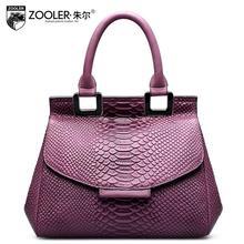 free delivery Genuine Leather  Women bag   2016 new serpentine shoulder messenger bag Fashion handbags