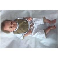 50 см/20 дюймов реальный Soft Touch винил Reborn Baby Doll Реалистичного высокого качества новорожденных купаться Новая мода коллекционные кукла