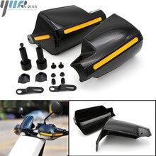 """7/8 """"22 мм Универсальный байк Скутер ATV для мотокросса, щетка для мотоцикла, ручная защита, черный руль, ручная защита, черный"""