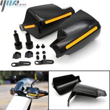 "7/8"" 22mm Universal Dirt Bike Scooter ATV Motocross Motorcycle Brush Bar Hand Guards Black Handlebar Handguard Hand Guard Black"