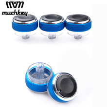 For Ford Focus 2 MK2 3 MK3 Sedan Hatchback Mondeo Air Conditioning heat control Switch knob AC Knob auto accessories 3PCS
