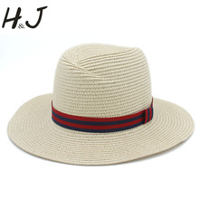 Panama Hat Sunbonnet-Hat Fedora Beach-Cap Toquilla-Straw Wide Brim Elegant Fashion Women