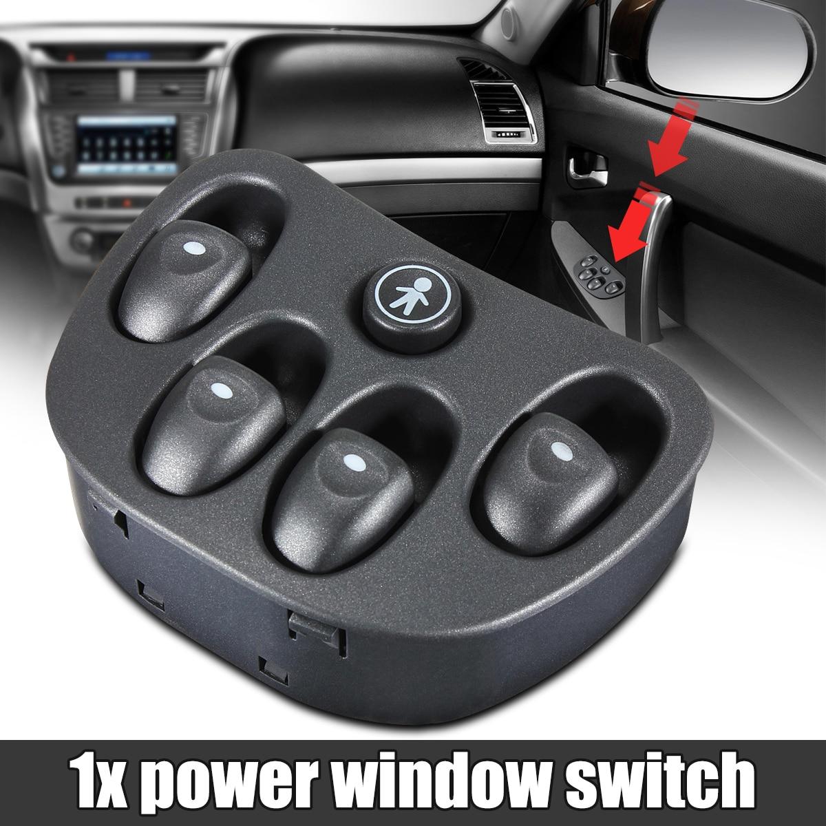 Электрический Мощность Driver мастер Управление переключатель для Holden Commodore VT VX