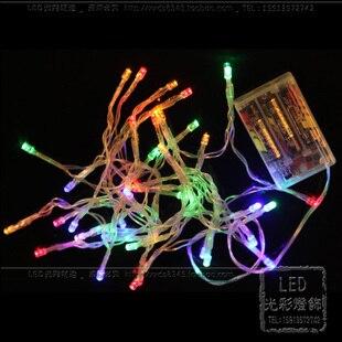 led verlichting verlichting string batterij licht tuinverlichting 4 meters 40 lamp