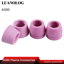 NEW 10pcs  CUT60 Plasma Cutters Accessories and Consumables Ceramic Cup of AG60 Cutter Torch