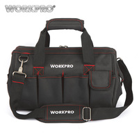 Workpro 14 Close Top Wide Mouth Storage Bag