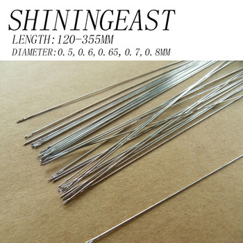 10pcs/lot 120-355mm beaded lengthen sewing needles hand sewing long needles tailor sewing tools sewing diy accessories1369 фото