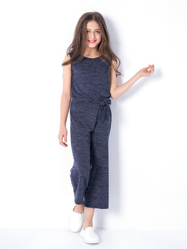 Teen Girls Clothing Two-piece Girls Outfit Tops Pants 8 10 12 14 years Summer Autumn Girls Clothing Set 5