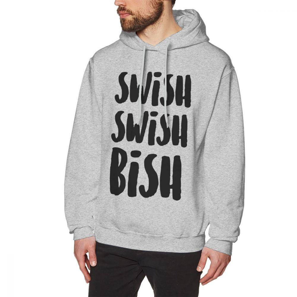 Katy Perry Hoodie SWISH SWISH BISH Black Hoodies Oversize Autumn Pullover  Hoodie Cotton Men Outdoor Long Sleeve Stylish Hoodies-in Hoodies    Sweatshirts ... 3d5fddad3945