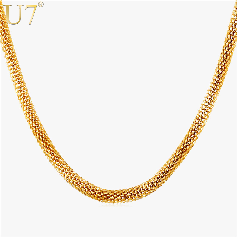 u7-stainless-steel-chain-men-jewelry-gold-color-fontb2-b-font-size-options-round-popcorn-link-chain-