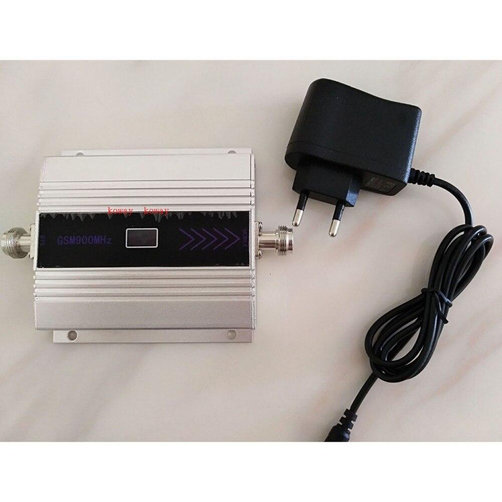 AMPLIFICADOR DE señal GSM teléfono móvil GSM repetidor de señal, amplificador de señal de teléfono móvil con adaptador de corriente