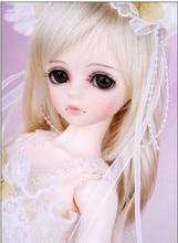 OUENEIFS bjd/renacer Muñecas sd Luts Delf Cereza 1/4 modelo del cuerpo muchachos de las muchachas ojos juguetes de Alta Calidad tienda de maquillaje resina Envío ojos