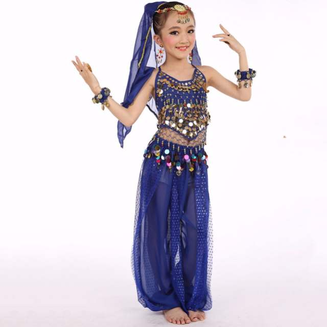 c8932ba2caef Fantasia Belly Dance Suits Multi Color Plus Size Fitness Belly Dance Clothes  (Tops+Pants
