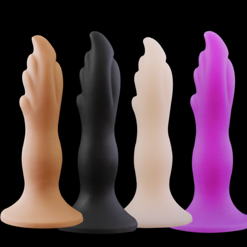 Prostata Massage Buttplug Anal <font><b>Dildo</b></font> <font><b>Unisex</b></font> Dilatador Anal Beads Butt Plugs Sex Toys For Couples adult sex toy sex shop image