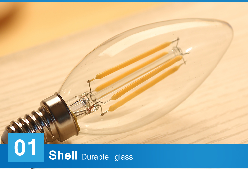 Dimmable Led Bulb E14