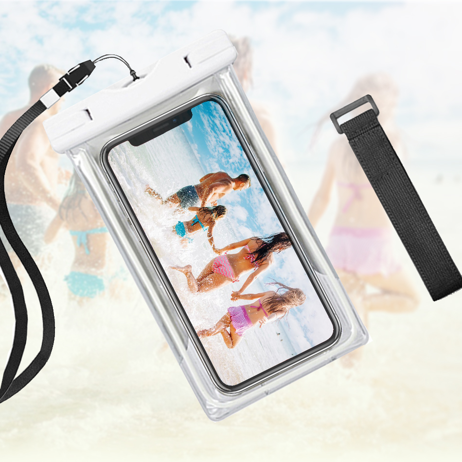 Universal Water proof Phone Case Water proof Bag Camera