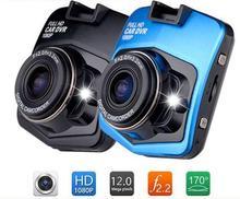 """Горячие Видеорегистраторы для автомобилей черный 2.4 """"ЖК-дисплей Дисплей автомобиля Камера g30 Full HD 1080 P Высокое разрешение 140 градусов объектив Широкий формат Видеорегистраторы для автомобилей регистраторы"""