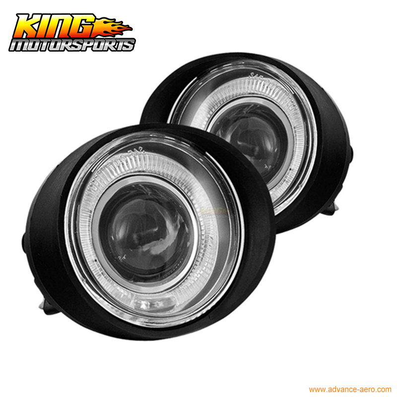 For 03 07 Nissan Murano 02 04 Altima FX35 FX45 Halo Projector Fog Lights USA Domestic Free Shipping Hot Selling