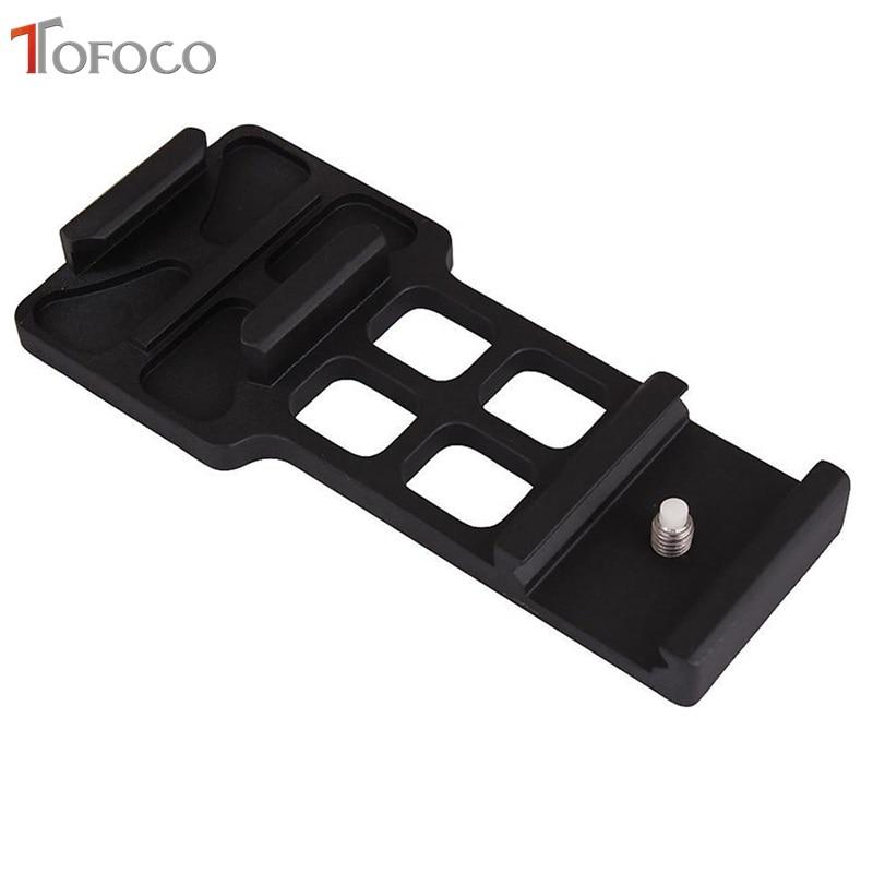 TOFOCO GOPRO lisatarvikutele Alumiiniumkarp Ühendatud kaamera - Kaamera ja foto - Foto 4