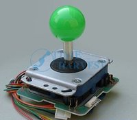 4 Pcs Of Original Seimitsu Joystick LS 32 01 With Connect Wire Game Machine Accessory Arcade