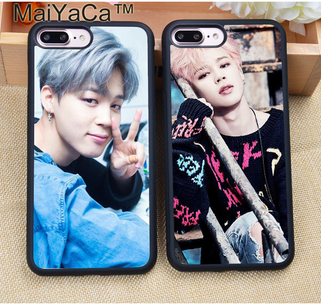 Jimin Picture Phone Case